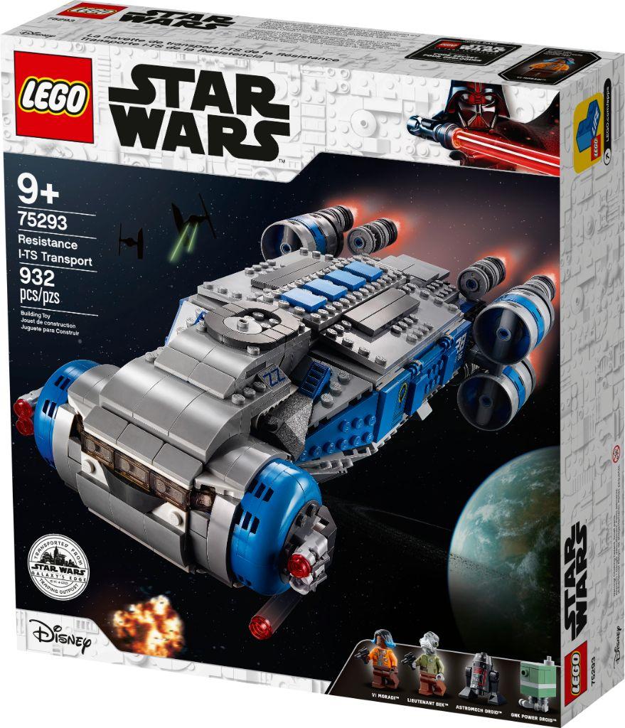 LEGO Star Wars 75293 Resistance I TS Transport 11