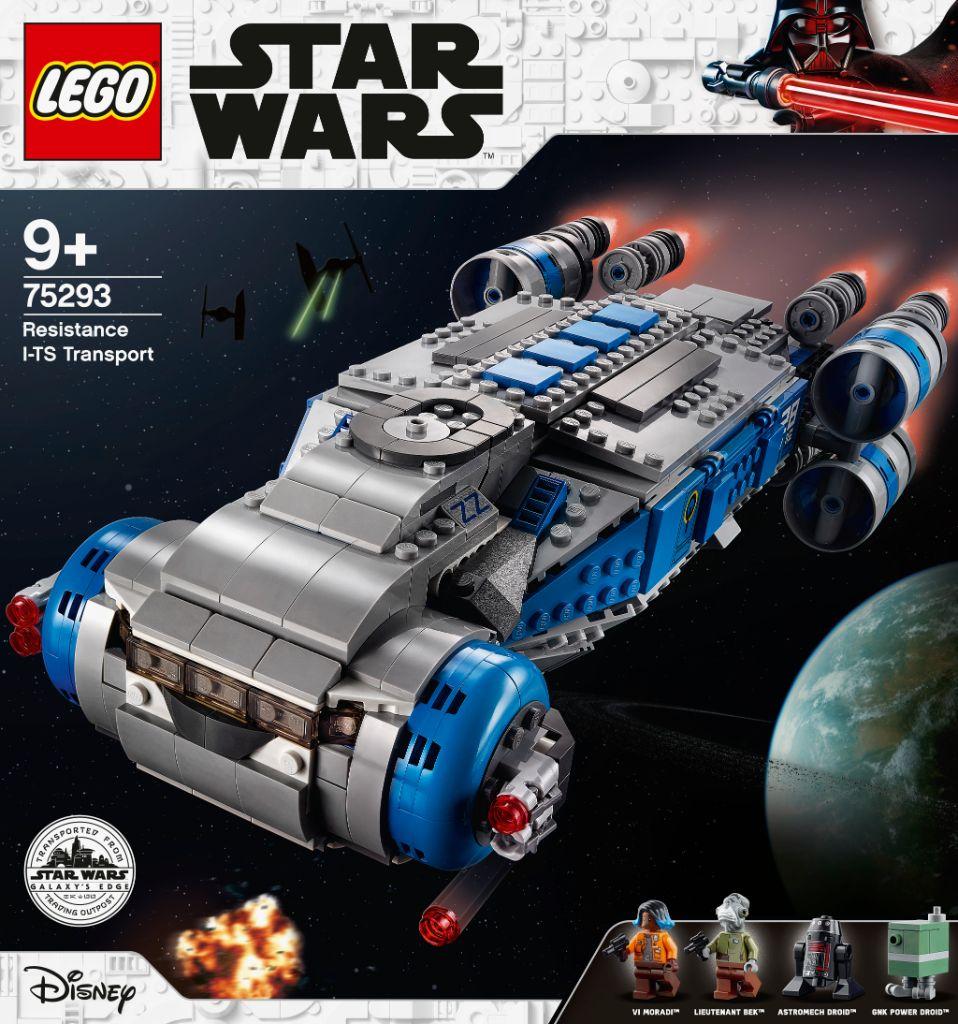 LEGO Star Wars 75293 Resistance I TS Transport 12