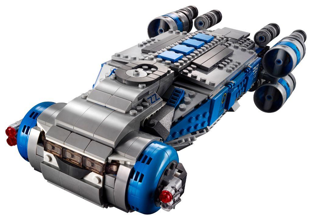 LEGO Star Wars 75293 Resistance I TS Transport 20