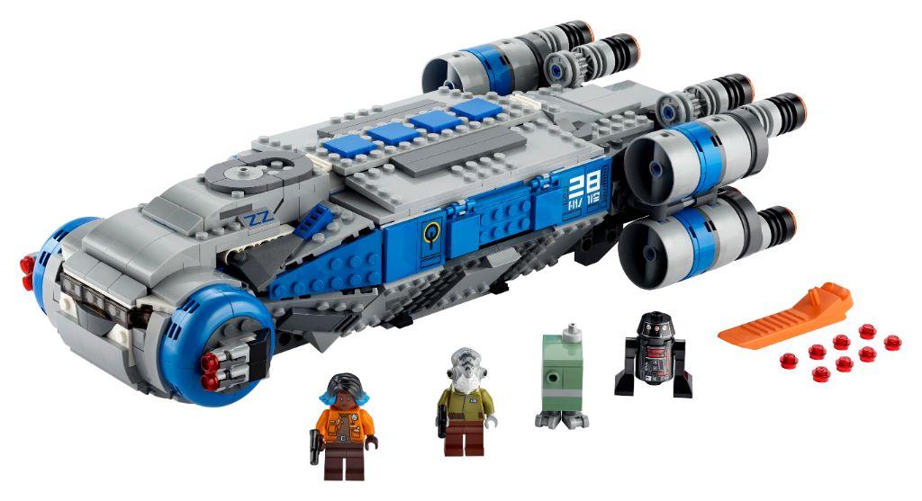 LEGO Star Wars 75293 Resistance I TS Transport 26