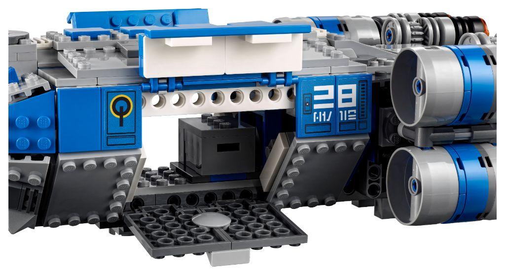 LEGO Star Wars 75293 Resistance I TS Transport 5