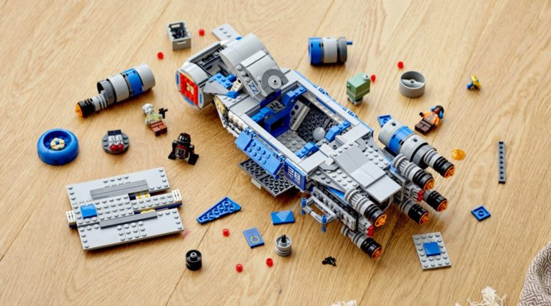 LEGO Star Wars 75293 Resistance I TS Transport featured 1