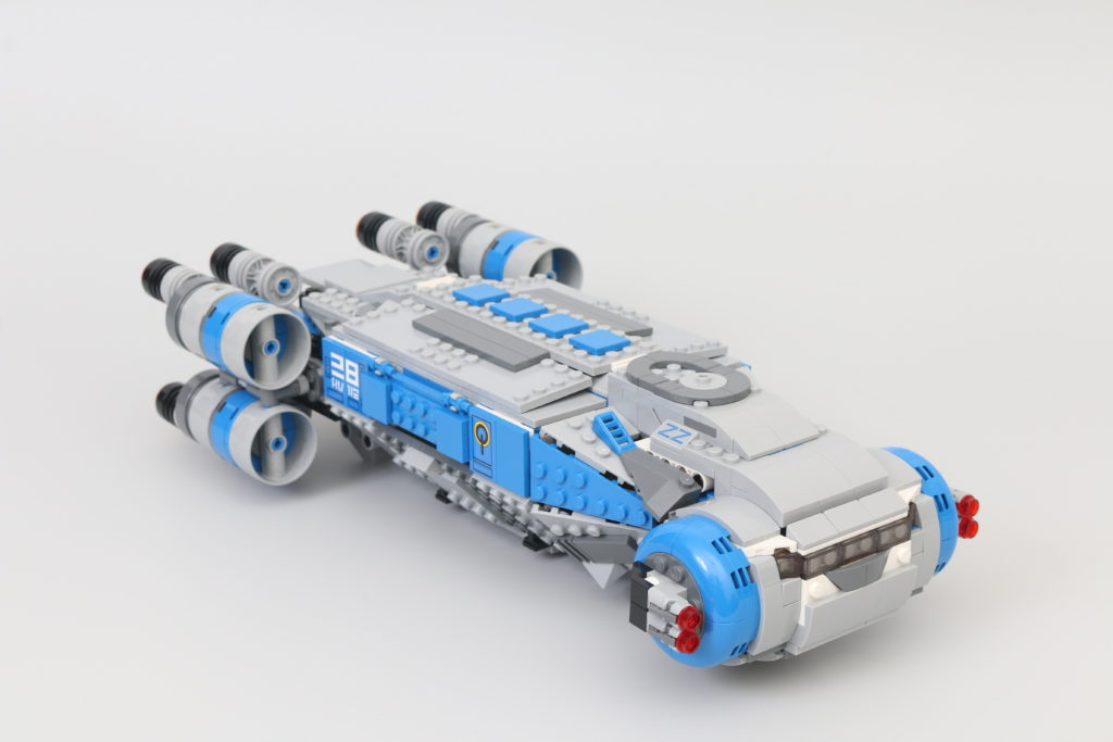 LEGO Star Wars 75293 Resistance I TS Transport Review 6