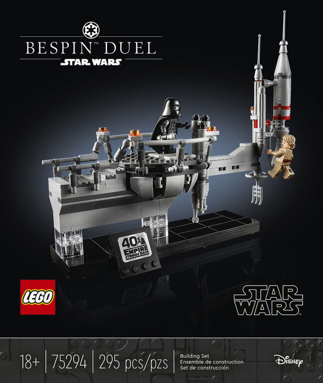 LEGO Star Wars 75294 Bespin Duel 1