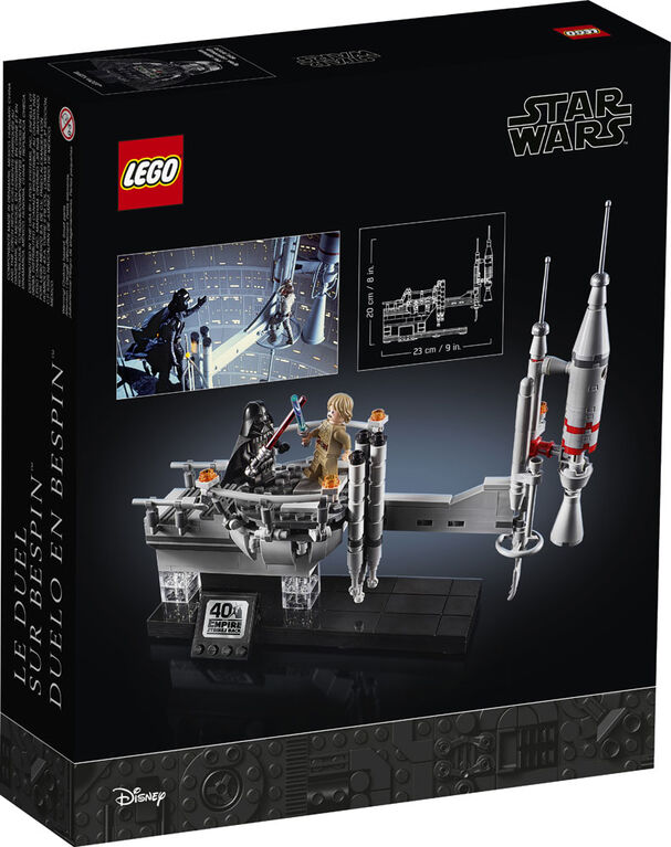 LEGO Star Wars 75294 Bespin Duel 3