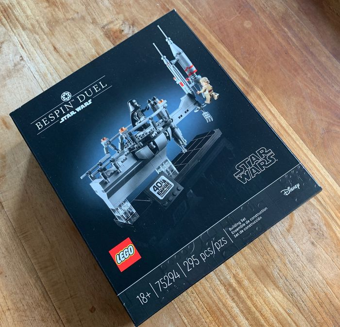 LEGO Star Wars 75294 Bespin Duel Catawiki