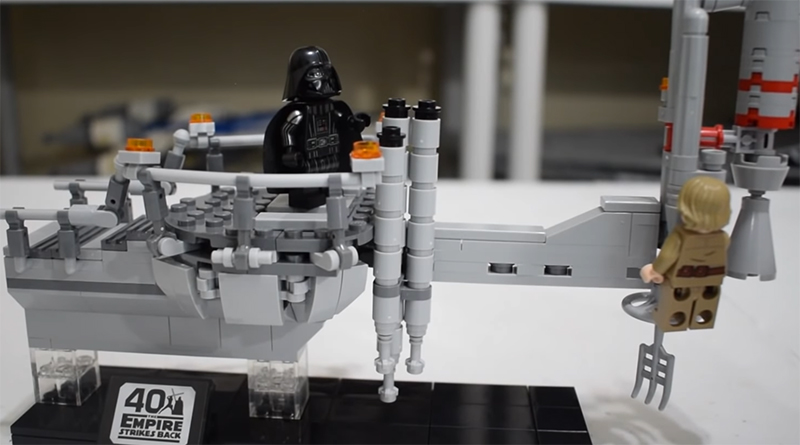LEGO Star Wars 75294 Bespin Duel Featured Video