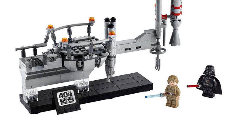 LEGO Star Wars 75294 Bespin Duel Featured