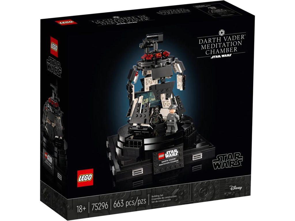 LEGO Star Wars 75296 Darth Vader Meditation Chamber 1