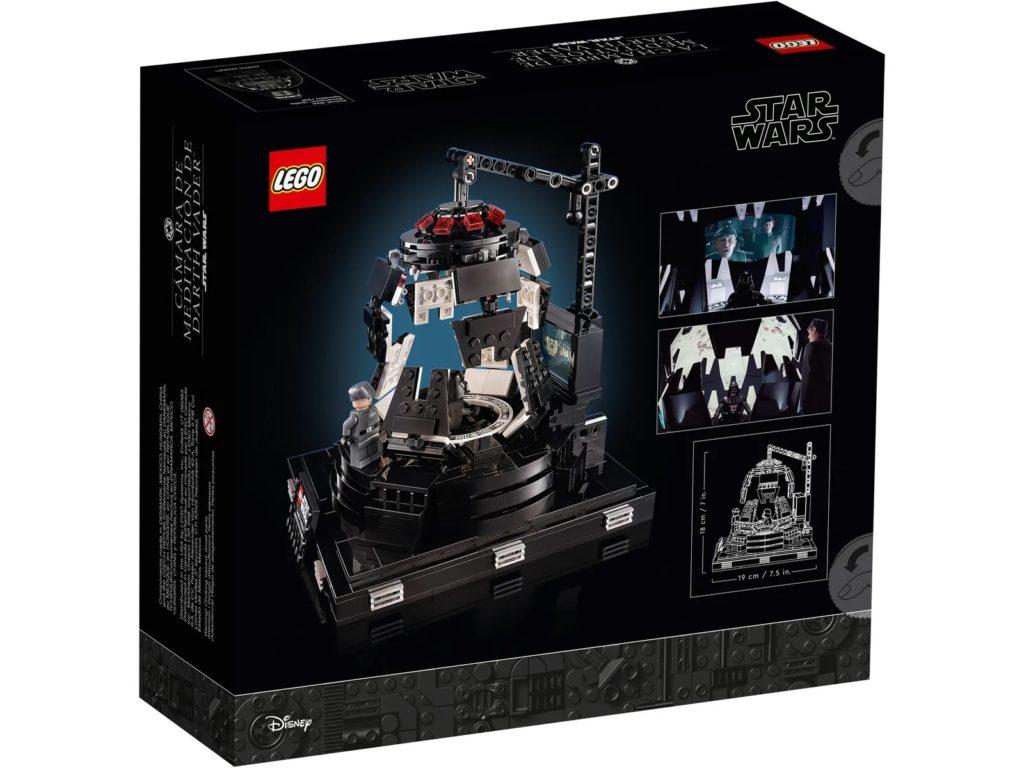 LEGO Star Wars 75296 Darth Vader Meditation Chamber 2