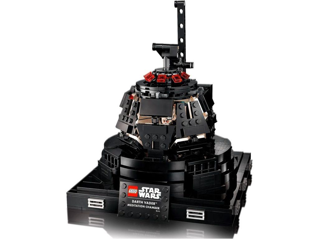 LEGO Star Wars 75296 Darth Vader Meditation Chamber 4