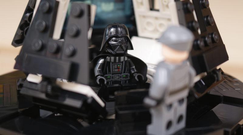 LEGO Star Wars 75296 Darth Vader Meditation Chamber review title 2