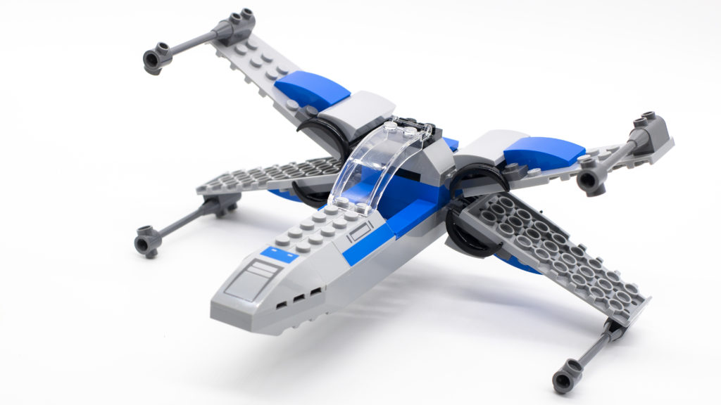 LEGO Star Wars 75297 Resistance X Wing 16