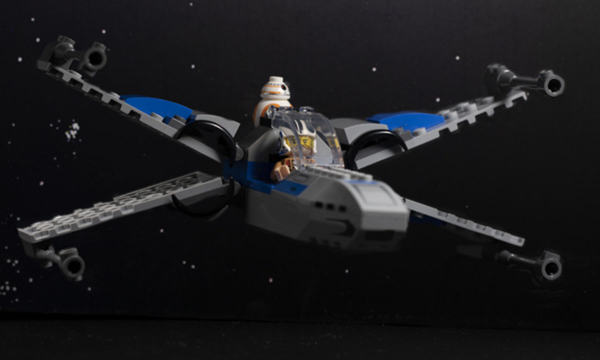 Lego Star Wars 75297 Resistance X Wing Review And Gallery