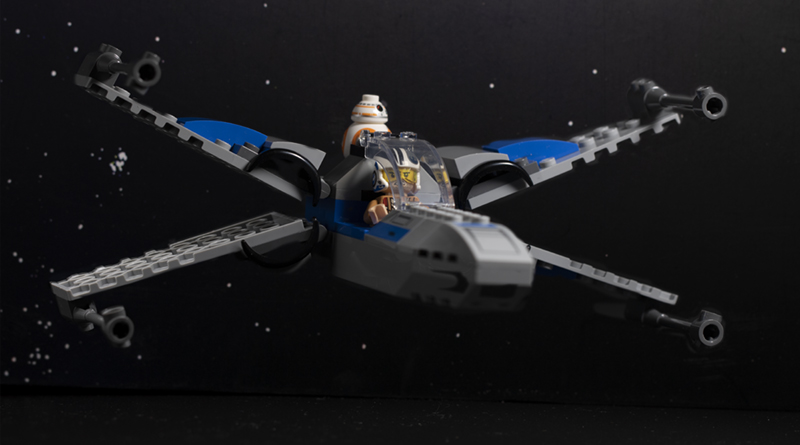 LEGO Star Wars 75297 Resistance X Wing FEATURED NL