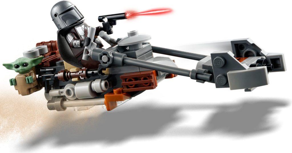 LEGO Star Wars 75299 Trouble On Tatooine 10