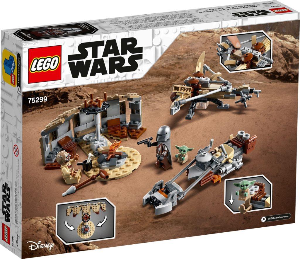 LEGO Star Wars 75299 Trouble On Tatooine 12
