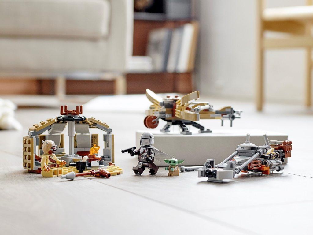 LEGO Star Wars 75299 Trouble On Tatooine 4