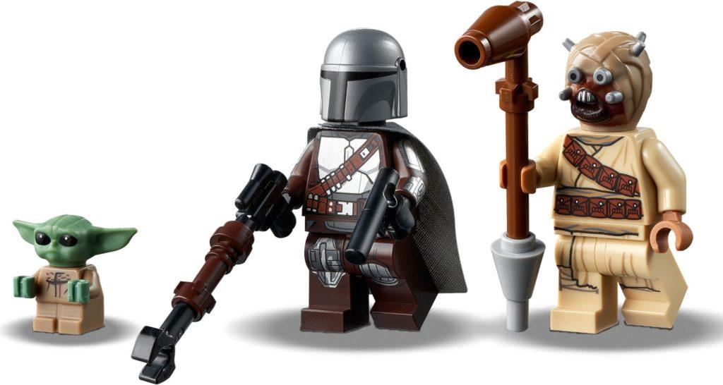 LEGO Star Wars 75299 Trouble On Tatooine 5