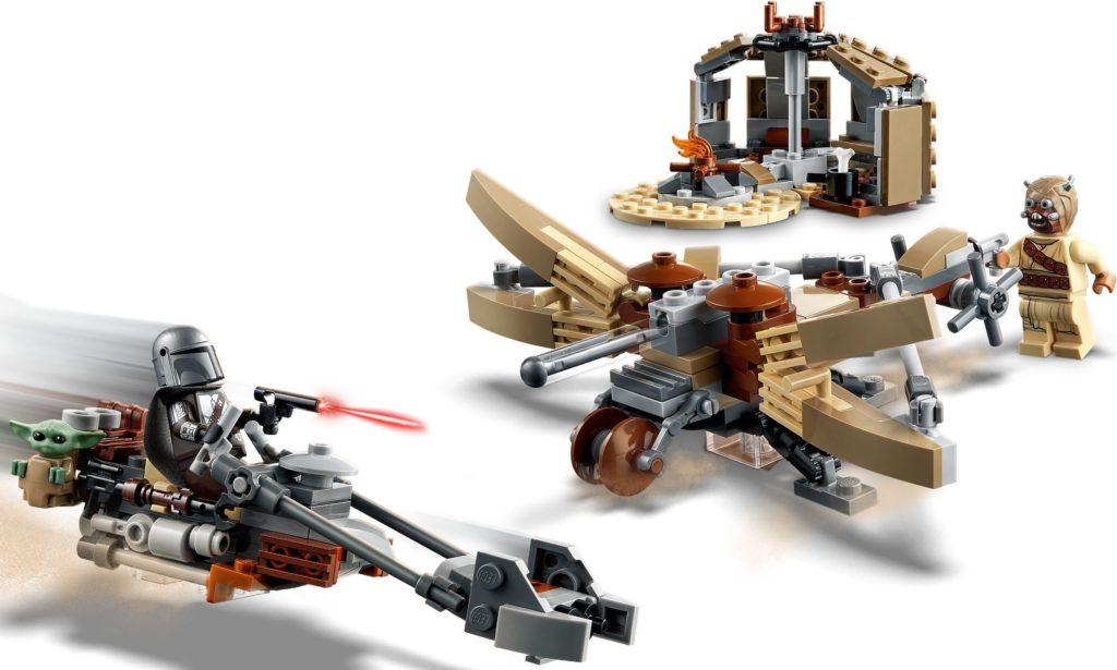 LEGO Star Wars 75299 Trouble On Tatooine 6