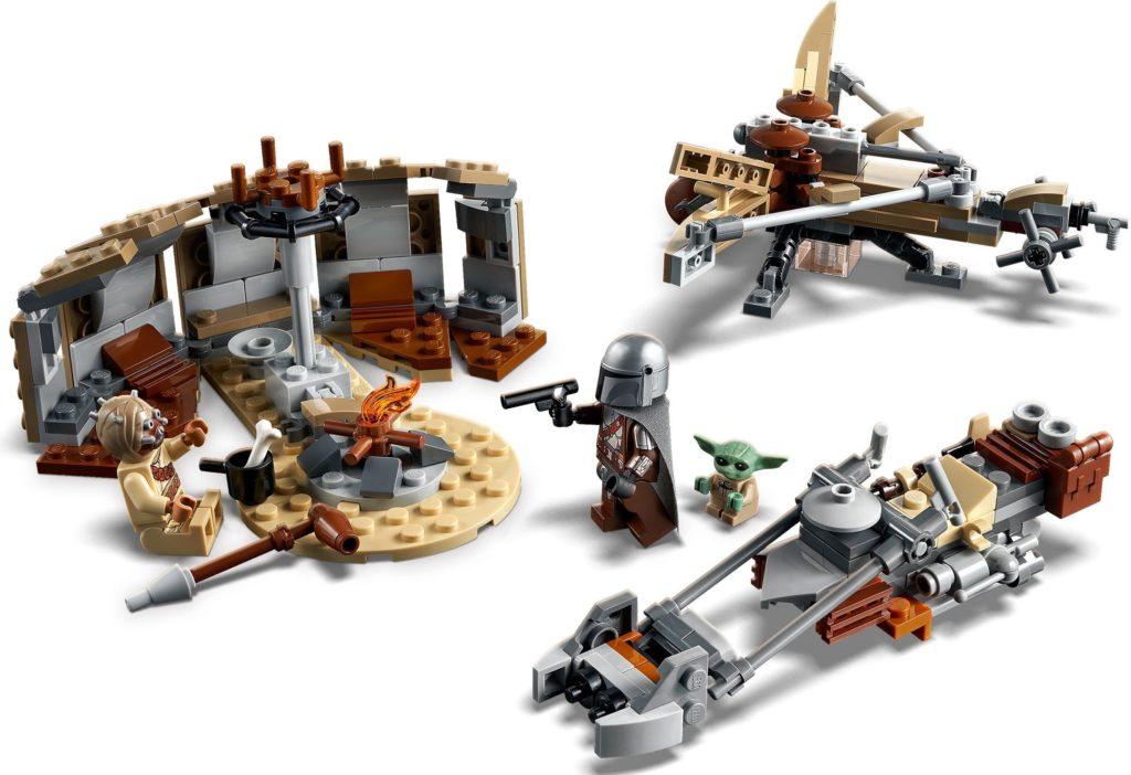 LEGO Star Wars 75299 Trouble On Tatooine 7