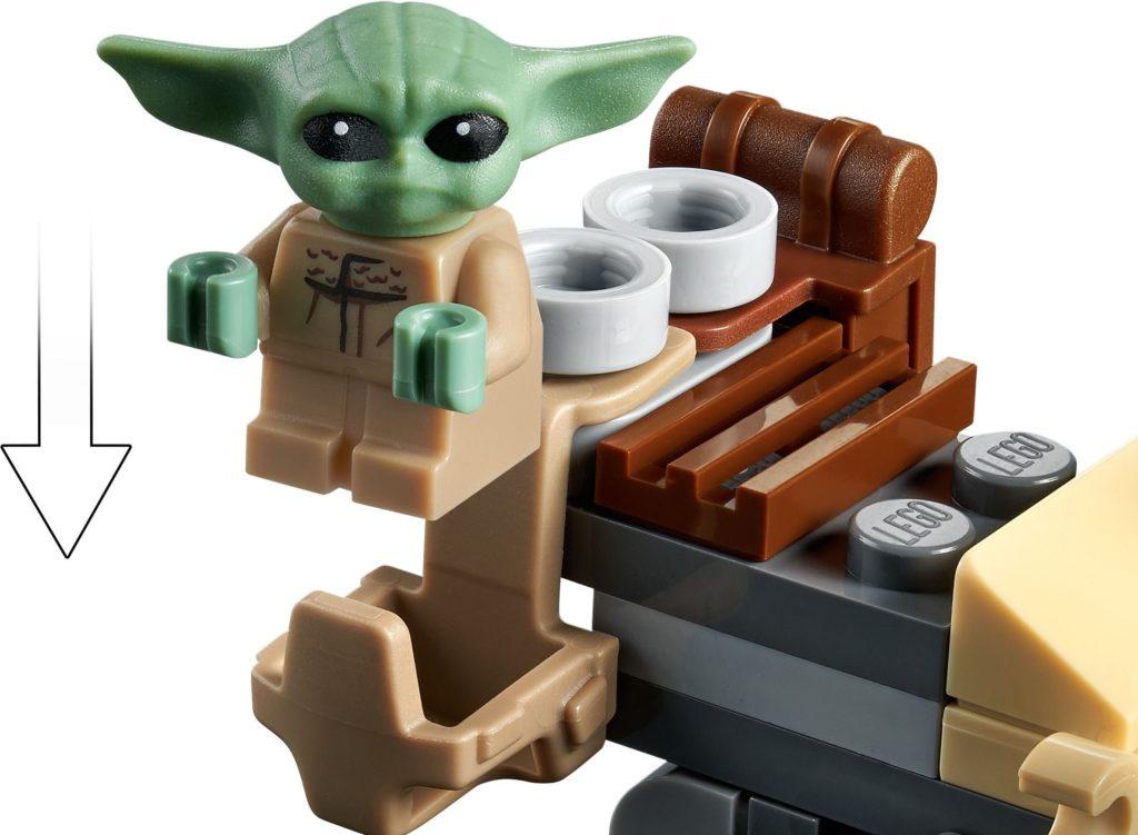 LEGO Star Wars 75299 Trouble On Tatooine 8
