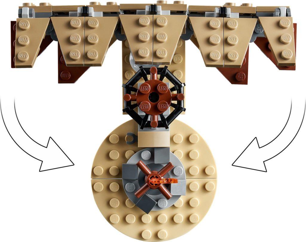 LEGO Star Wars 75299 Trouble On Tatooine 9
