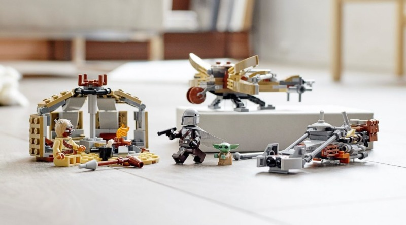 LEGO Star Wars 75299 Trouble on Tatooine featured 2