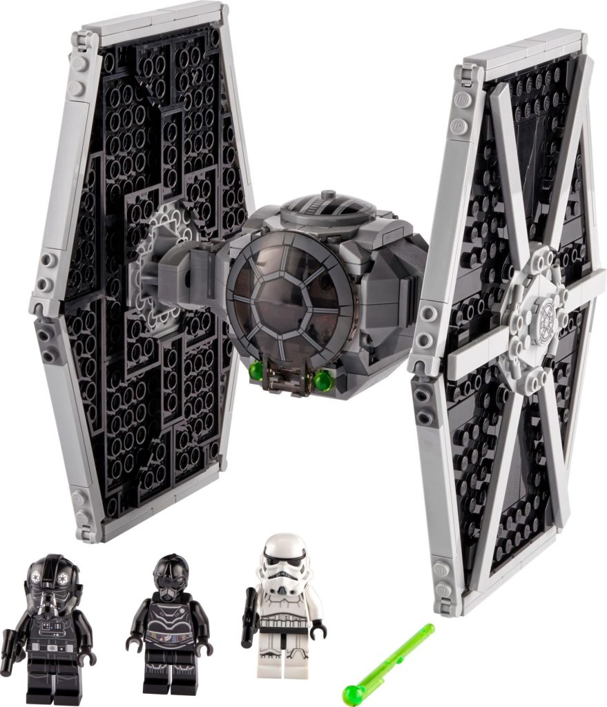 LEGO Star Wars 75300 Imperial TIE Fighter 6