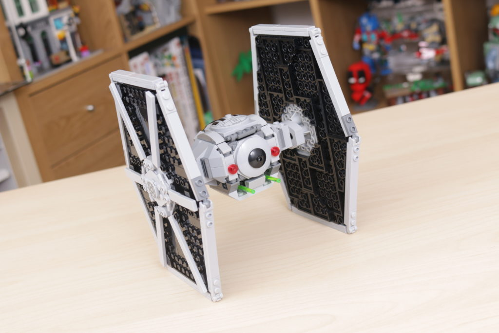 LEGO Star Wars 75300 Imperial TIE Fighter review 12