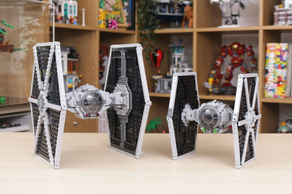 LEGO Star Wars 75300 Imperial TIE Fighter review 13