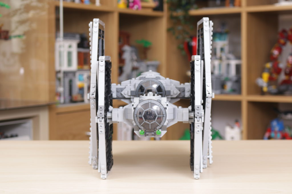 LEGO Star Wars 75300 Imperial TIE Fighter review 14