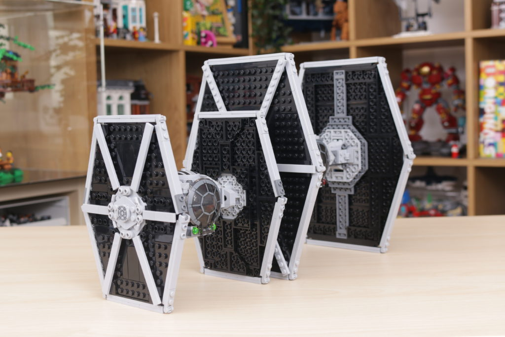 LEGO Star Wars 75300 Imperial TIE Fighter review 15