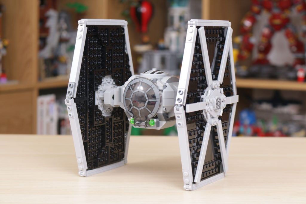 LEGO Star Wars 75300 Imperial TIE Fighter review 6