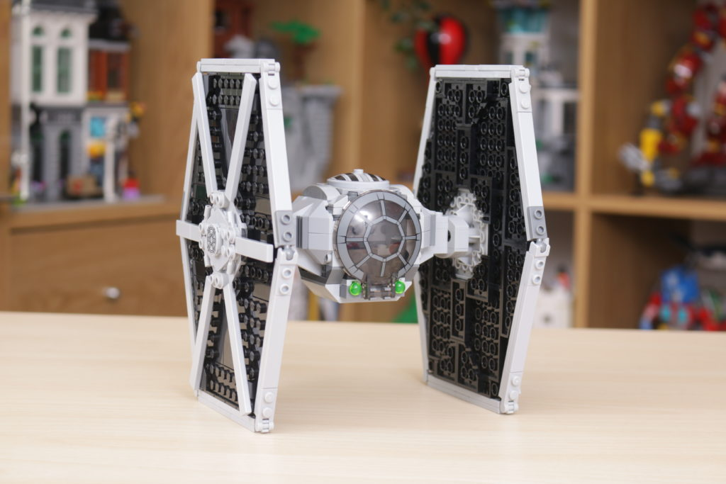 LEGO Star Wars 75300 Imperial TIE Fighter review 7