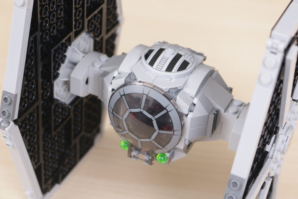LEGO Star Wars 75300 Imperial TIE Fighter review 8