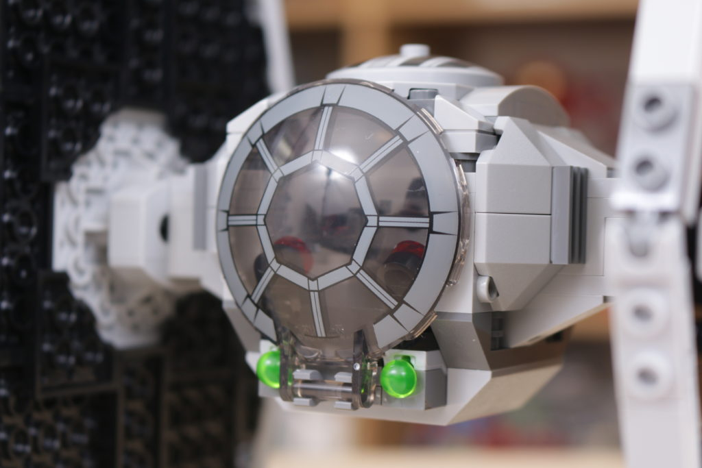 LEGO Star Wars 75300 Imperial TIE Fighter review 9