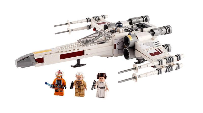 LEGO Star Wars 75301 Luke Skywalker X Wing Starfighter Featured 800x445