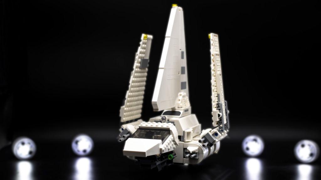 LEGO Star Wars 75302 Imperial Shuttle 2