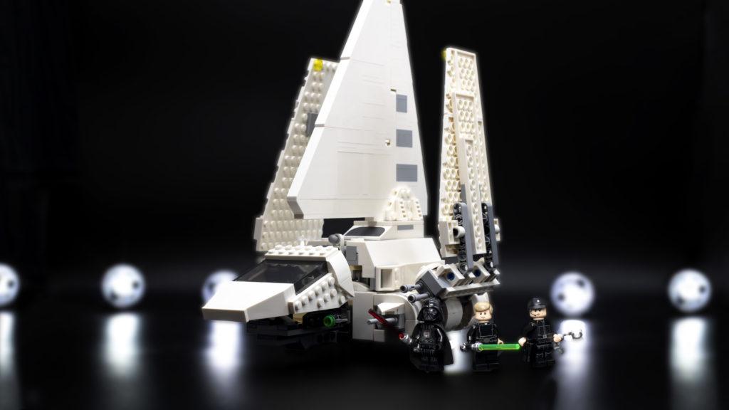 LEGO Star Wars 75302 Imperial Shuttle 25