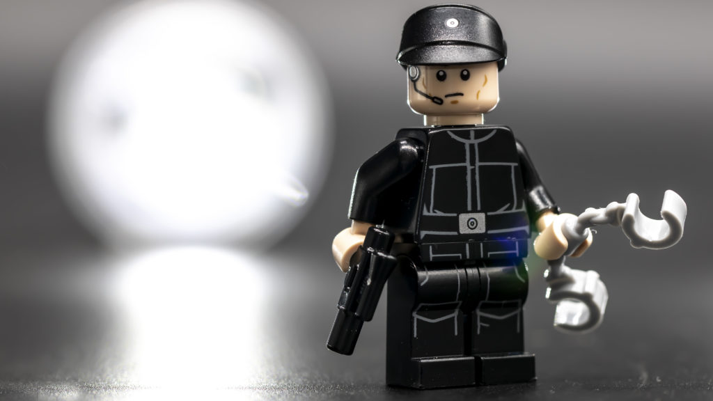 LEGO Star Wars 75302 Imperial Shuttle 28