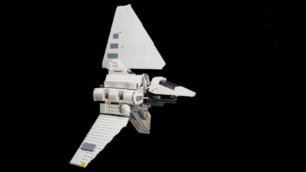 LEGO Star Wars 75302 Imperial Shuttle 5
