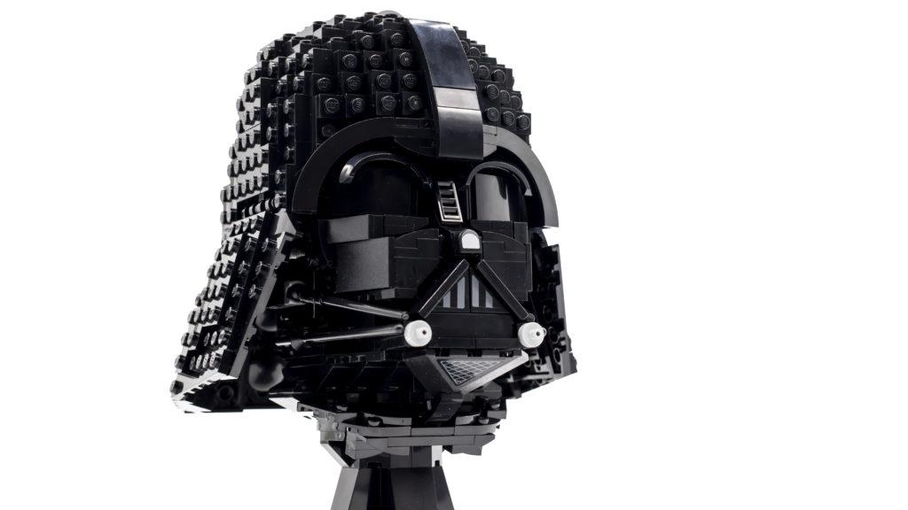 LEGO Star Wars 75304 Darth Vader Helmet 10