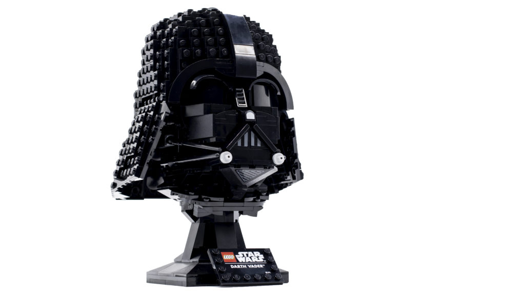 LEGO Star Wars 75304 Darth Vader Helmet 11