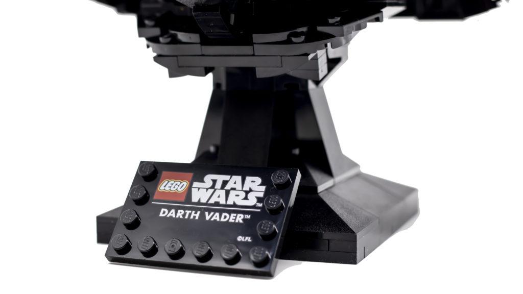LEGO Star Wars 75304 Darth Vader Helmet 13
