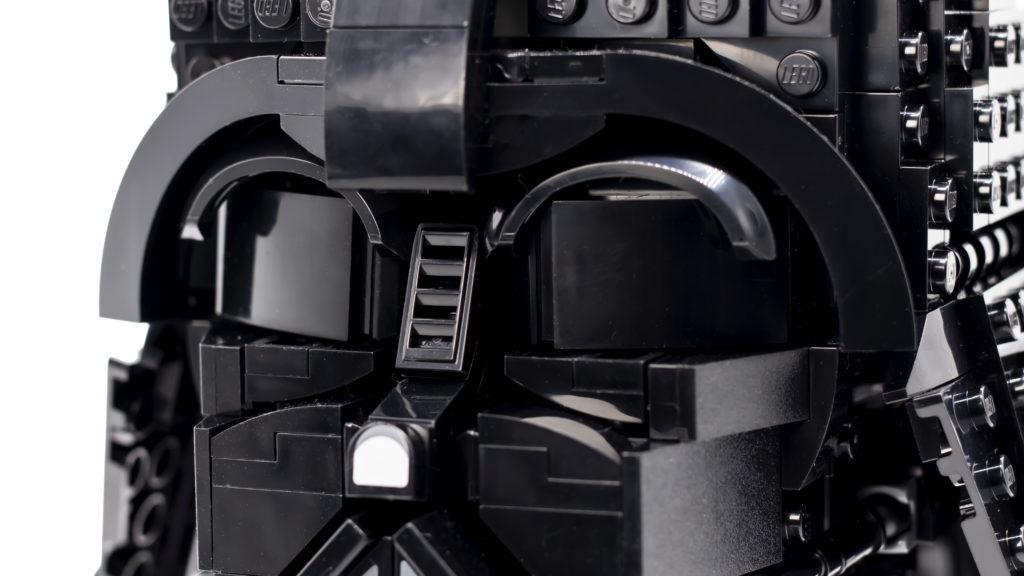 LEGO Star Wars 75304 Darth Vader Helmet 14