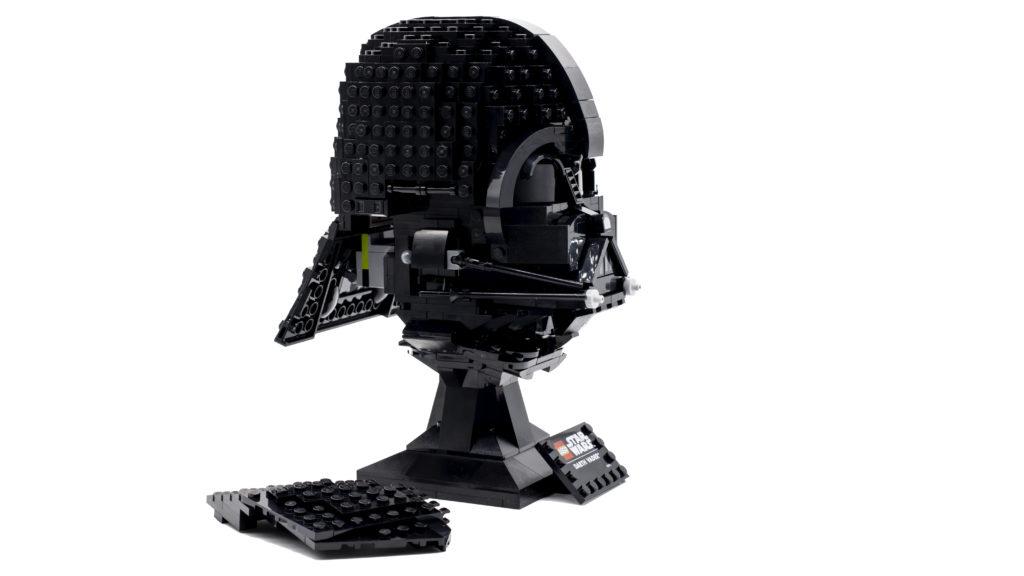 LEGO Star Wars 75304 Darth Vader Helmet 16