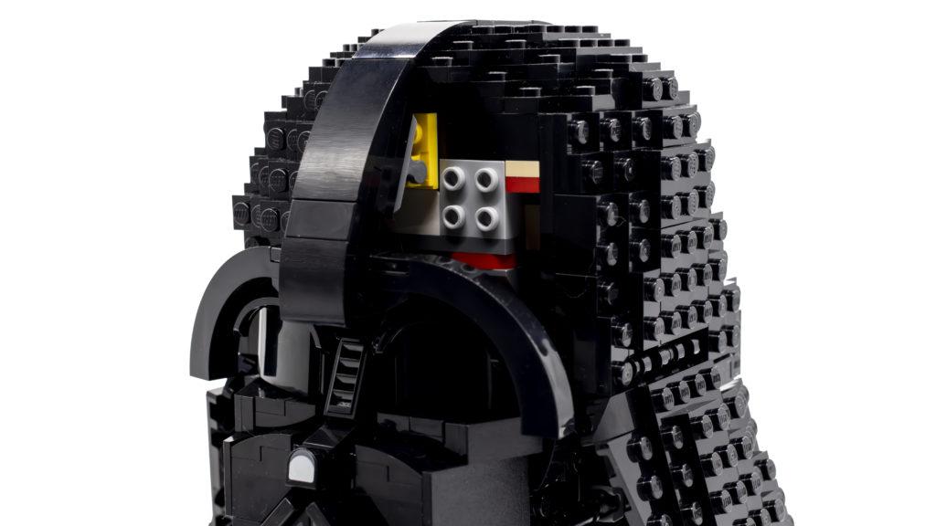 LEGO Star Wars 75304 Darth Vader Helmet 17