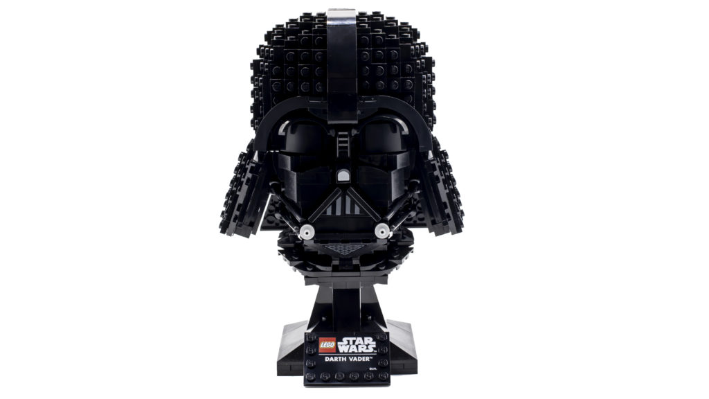 LEGO Star Wars 75304 Darth Vader Helmet 2 1