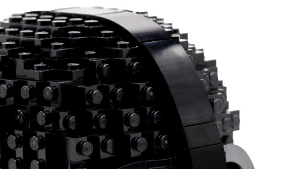 LEGO Star Wars 75304 Darth Vader Helmet 24